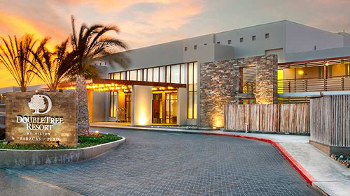 DoubleTree Resort by Hilton Hotel Paracas - Peru Resort Credit