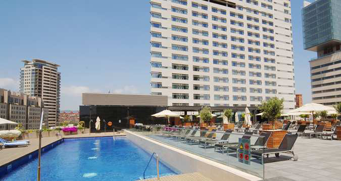 Hilton Diagonal Mar Barcelona Resort Credit