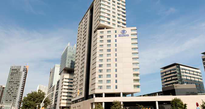 Trip Contribution to Hilton Diagonal Mar Barcelona