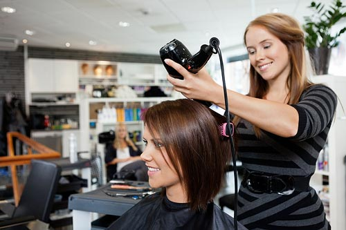 Barber Shop and Beauty Salon Credit