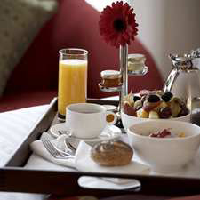 Our Bed & Breakfast Package Contribution