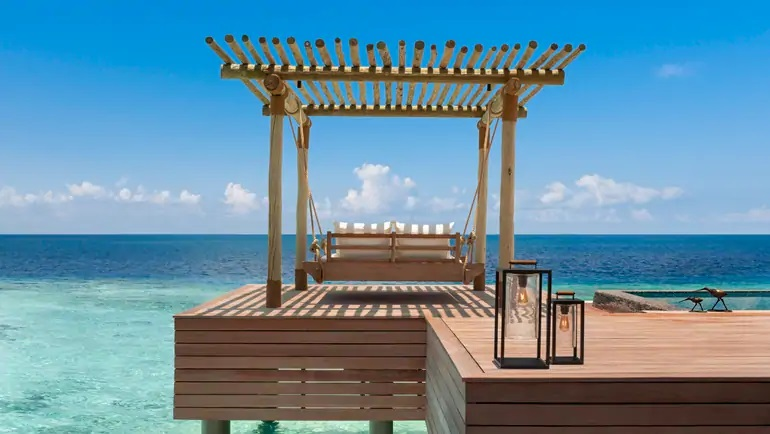 Trip Contribution to Waldorf Astoria Maldives Ithaafushi