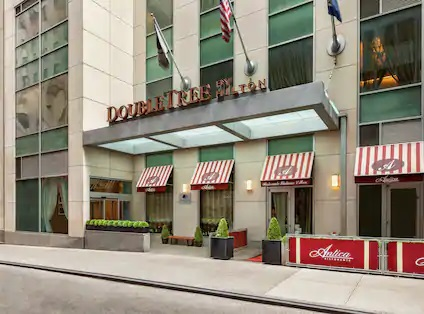 DoubleTree by Hilton New York Downtown Hotel Credit