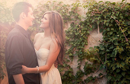 Jillian Knight and Brent Jenson's Honeymoon Registry